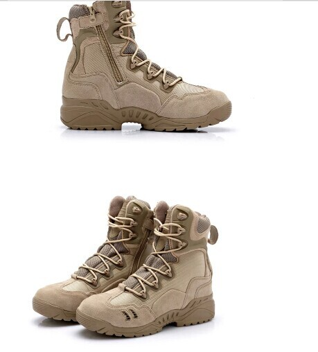 ESDY spider elite tactical desert boots Rangers high-top shoes breathable hiking boots hiking shoes army boots(China (Mainland))