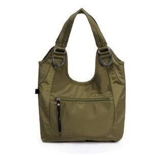 Y2501* happy original exclusive custom nylon bag wholesale green shoulder bag women bag(China (Mainland))