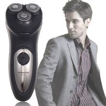 Новые мужские Большой Мощности 3D Плавающей Головкой Аккумуляторные Электробритвы Электробритвы для Мужчин Бритва Barbeador Rasoir Electrique(China (Mainland))