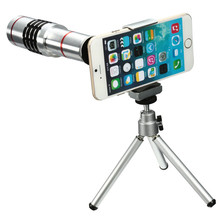 Buy 18X Zoom Mobile Phone Optical Zoom Camera Telephoto Lens Telescope Mini Mount Tripod Iphone Samsung Universal Phone for $25.67 in AliExpress store