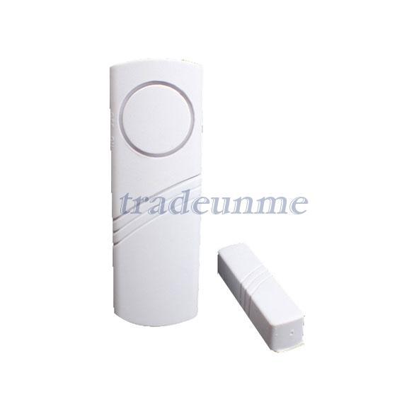 Hot Sale Longer Window Wireless Door Burglar Alarm System Home Safety Security Device Free Shipping(China (Mainland))