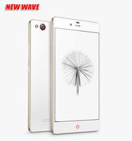 Original ZTE Nubia Z9 mini 4G LTE Mobile Phone 5.0 FHD Android 5.0 Dual Sim Octa Core 2GB RAM 16.0MP Multi language