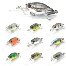 Fishing Lure Crankbait Hard Bait Fresh Water Deep Water Bass Walleye Crappie C549 Fishing Tackle C549X28
