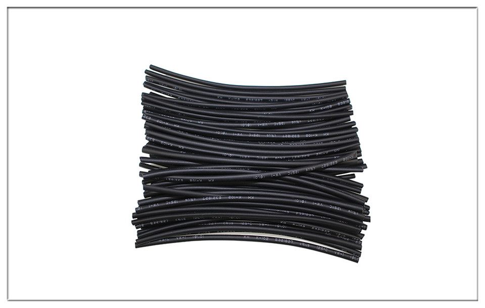 220pcs Heat shrink tubing 2:1 Heat Shrink Tube  Heat sleving 1mm 2mm 3mm 4mm 6mm  8mm  10mm 12mm Cable Sleeving  thermal tube