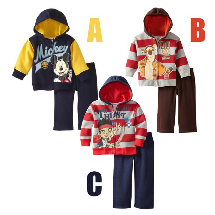 Catoon Baby Boys Suits Clothes sets Kids Outfits Hoodie stripe Sweatshirt pants trousers T71<br><br>Aliexpress