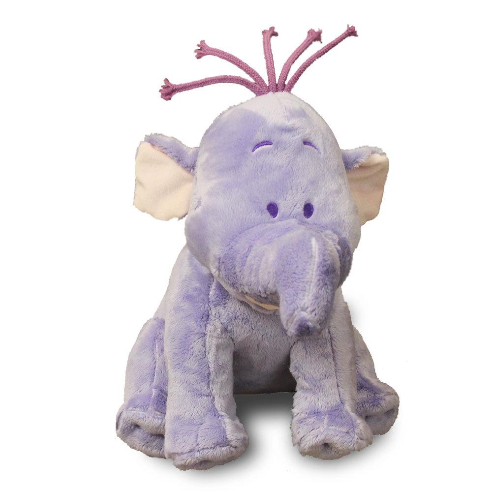 Free Shipping Baby Heffalump Lumpy Soft Plush Toy Elephant Stuffed Animal From Winni e the Poo h(China (Mainland))