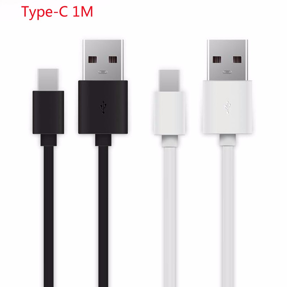 NEW 1M/2M/3M Black/White Type-C 3.1 Type C USB Data Sync Charger Cable For Nokia N1 For Macbook 12″ OnePlus 2 ZUK Z1 Nexus 5X/6P