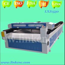 Best quality link brand 1530 cnc laser cutting machine price/ non metal laser cutting machine 1530(China (Mainland))