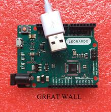 Buy 1Sets Share official ATMEGA32U4 TQFP ATMEGA32U4-AU LEONARDO R3 arduino spot non QFN low-cost chip development board for $4.40 in AliExpress store