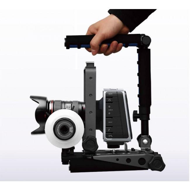 C-Flycam Pro Стабилизатор для Dslr, Dv, Hdv камер