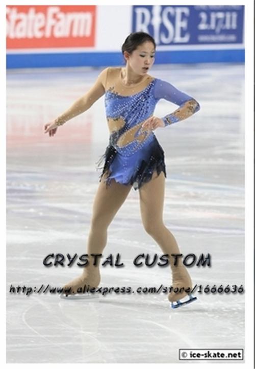 Robes de patinage artistique pour filles mode nouvelle marque de patinage v t - Laposte mon espace client nouvelle livraison ...
