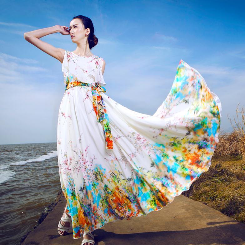 Фото летние платья для девушек 2017-2018