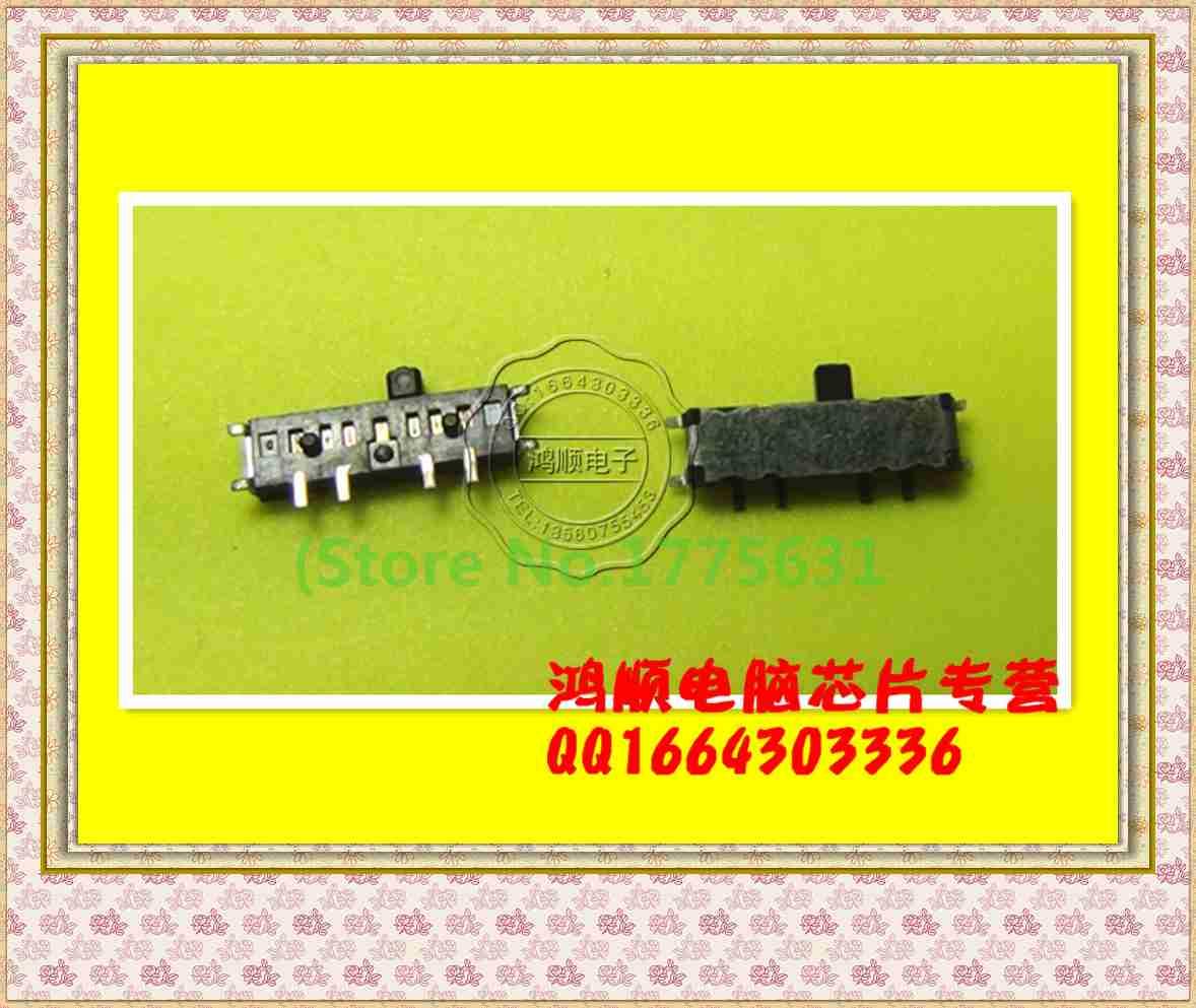 netbook notebook wireless card wireless Bluetooth reset switch 8 feet left KK7 (5pcs / lot)(China (Mainland))