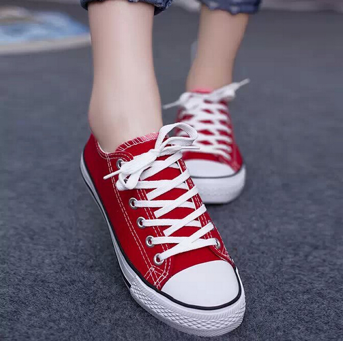 2015 top sale 100% high quality and design canvas shoes,3 colors women canvas shoes lc platform sneakers Size 35-39(China (Mainland))