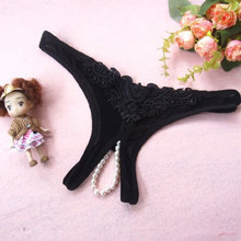2015 Hot Fashion New Women's Sexy Sex Products Costumes Open Crotch Thongs G-string V-string Panties Knickers Underwear