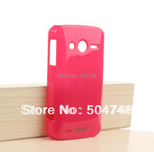 Factory Supplies PC Red mobile Phone Cover Case For Philips W626 High Quality Cell Phone Accessories Free Shipping