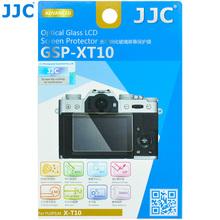 JJC GSP-XT10 2.5D 9H Super Hardness Anti-water Ultra-thin Optical Tempered Glass Screen Protector For FUJIFILM FUJI X-T10 Camera(China (Mainland))