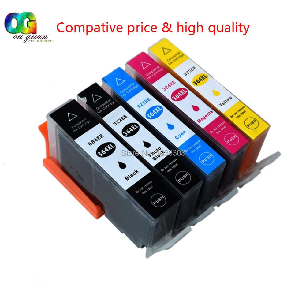 popular hp364 ink cartridges buy cheap hp364 ink cartridges lots from china hp364 ink cartridges. Black Bedroom Furniture Sets. Home Design Ideas