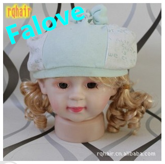 Free Shipping !! High Quality Fashion Plastic Head Child Mannequin Head Display Manikin Manufacturer In Guangzhou(China (Mainland))
