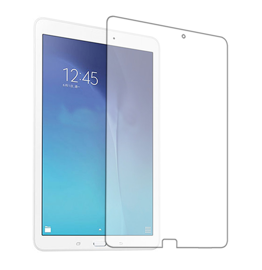 9H Tempered Glass Screen Protector Film for Samsung Galaxy Tab E T560 T561 + Alcohol Cloth + Dust Absorber(China (Mainland))