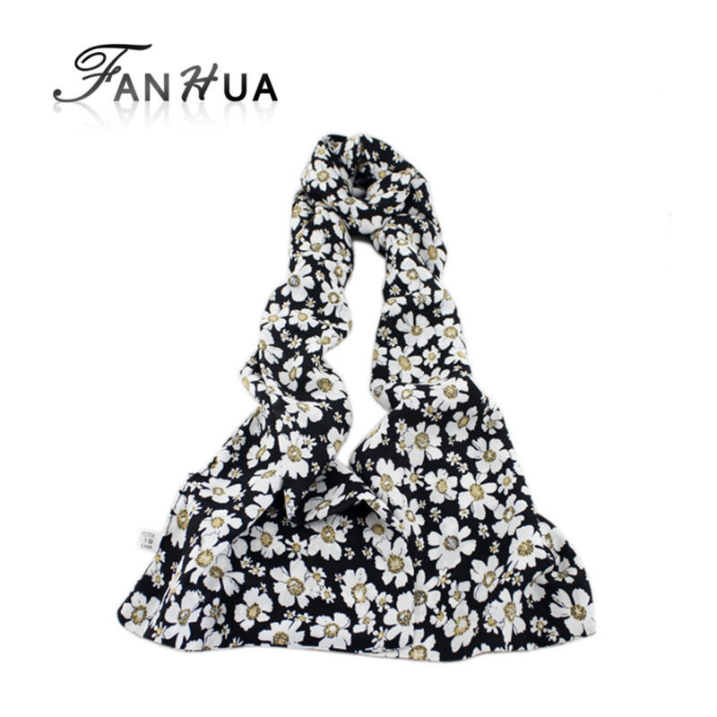 New Style Fashion Women Scarves Flower Joker Fields and Gardens Scarves Autumn and Winter Lady Scarf Shawl(China (Mainland))