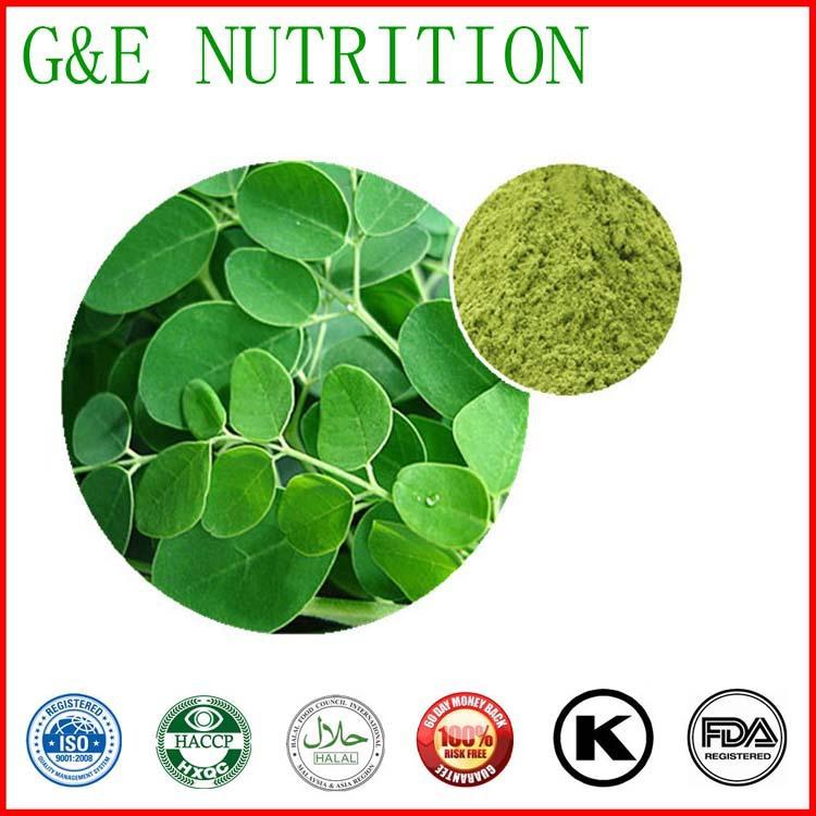 Factory Supply 100% Natural Moringa Leaf Powder Low Price Moringa Extract Powder<br><br>Aliexpress