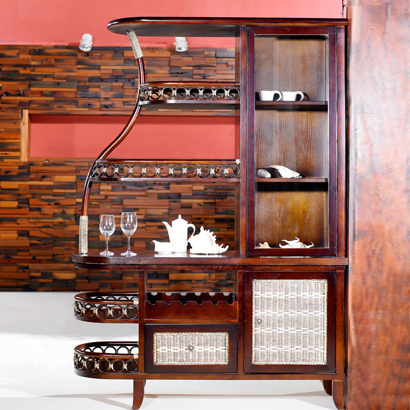 calidad de muebles de ratán moderno bar mueble g36(China (Mainland