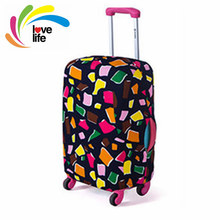 "6 Kinds British Style Luggage Suitcase Trolley Case Protective Cover S/M/L 3 Sizes for 18"" 20"" 22"" 24"" 26"" 28"" 30"" Travel Cases(China (Mainland))"