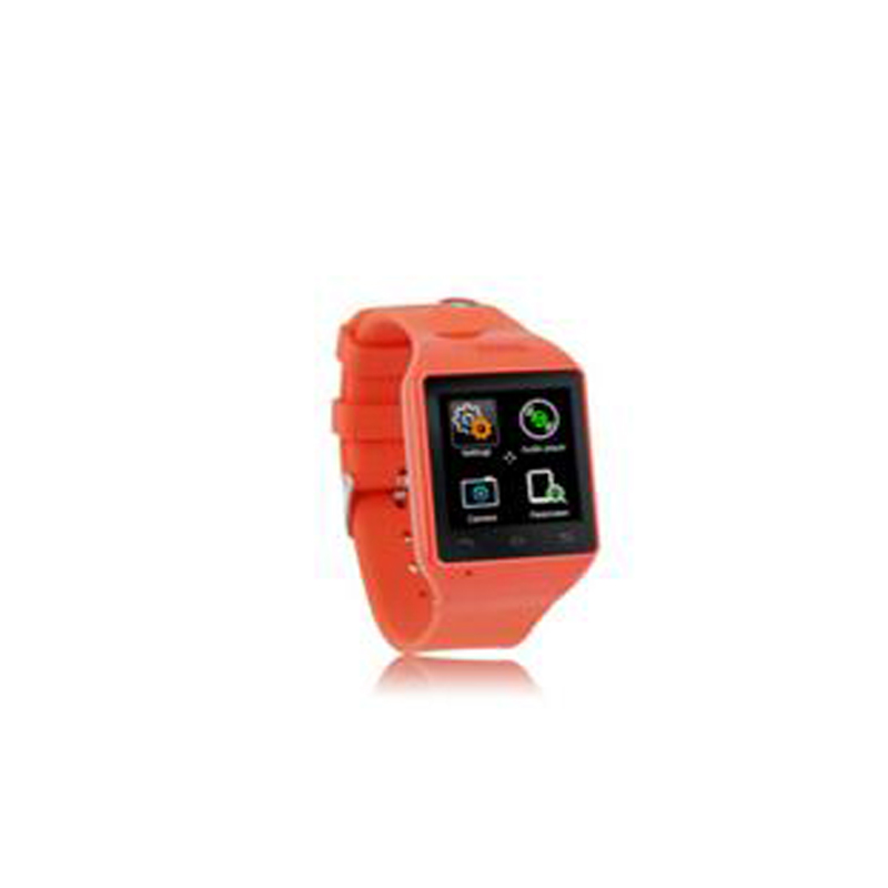 MTK6260 1 22inch 128M Dual System Android IOS Smart Watch Phone Fashion Bluetooth 3 0 Casual