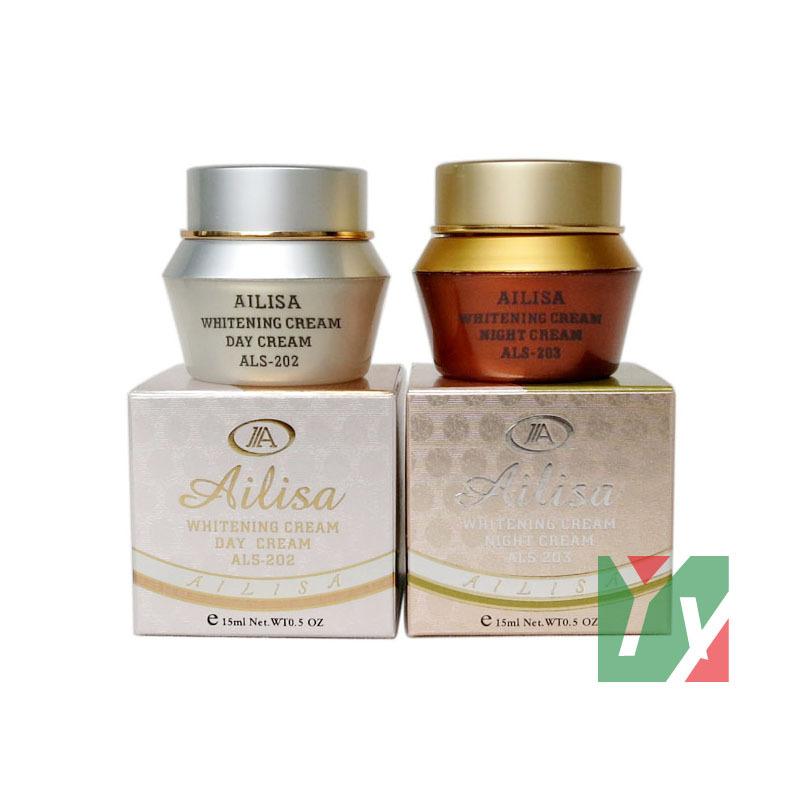 AILISA beauty cream day cream+night cream whitening cream for face skin care<br><br>Aliexpress