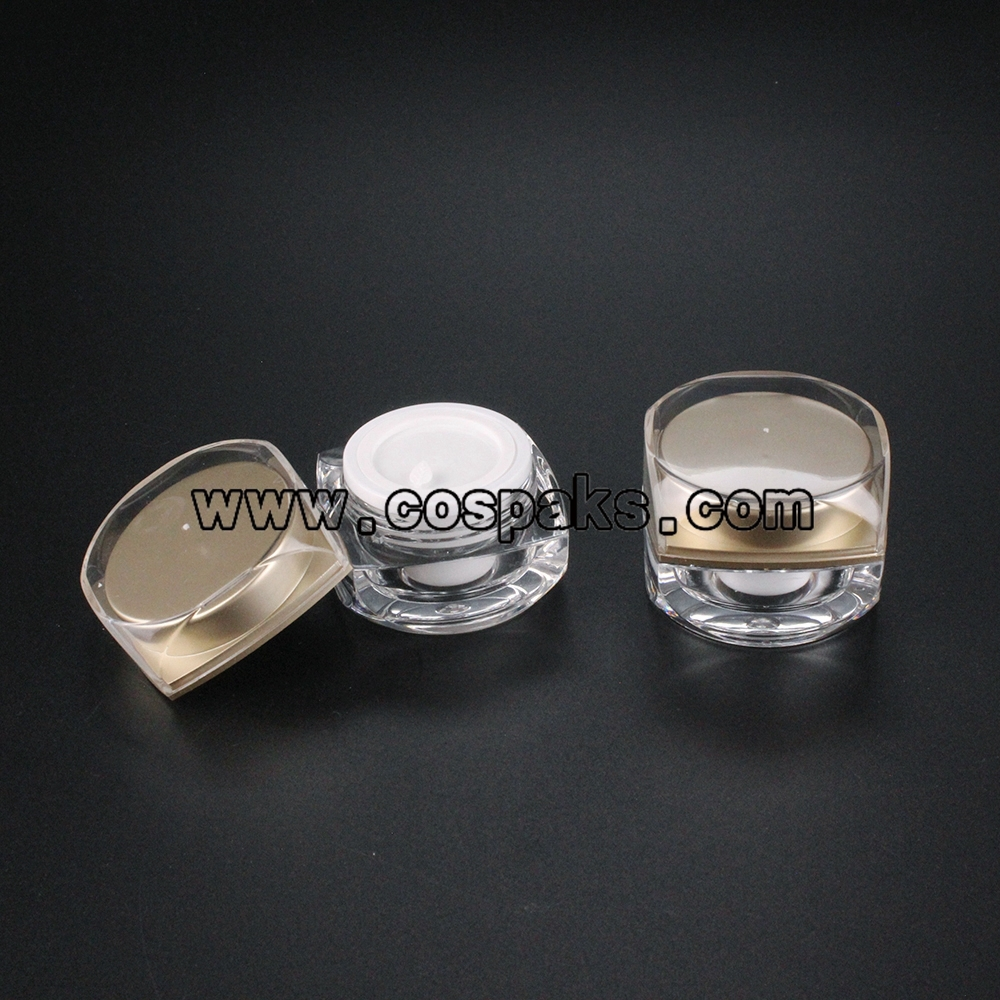 100pcs 5ml Eye Cream Sample mini cosmetic jar , wholesale cheap 5g nail polish jar , 5ml small cosmetic container<br><br>Aliexpress