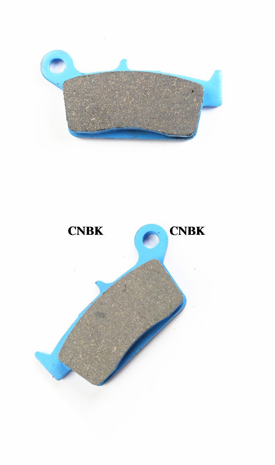 01 02 03 04 05 Semi-Metallic Front Disc Brake Pads for KYMCO 50 Cobra Cross / Racer Cobra50 2000 - 2006 CNBK(China (Mainland))