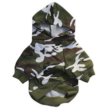 Buy 2016 New Pet Cat Dog Costume Warm Winter Dogs Clothes Hoodie Coat Pet Puppy Clothing Casual Army Green Cool Outwear Jackets for $2.13 in AliExpress store