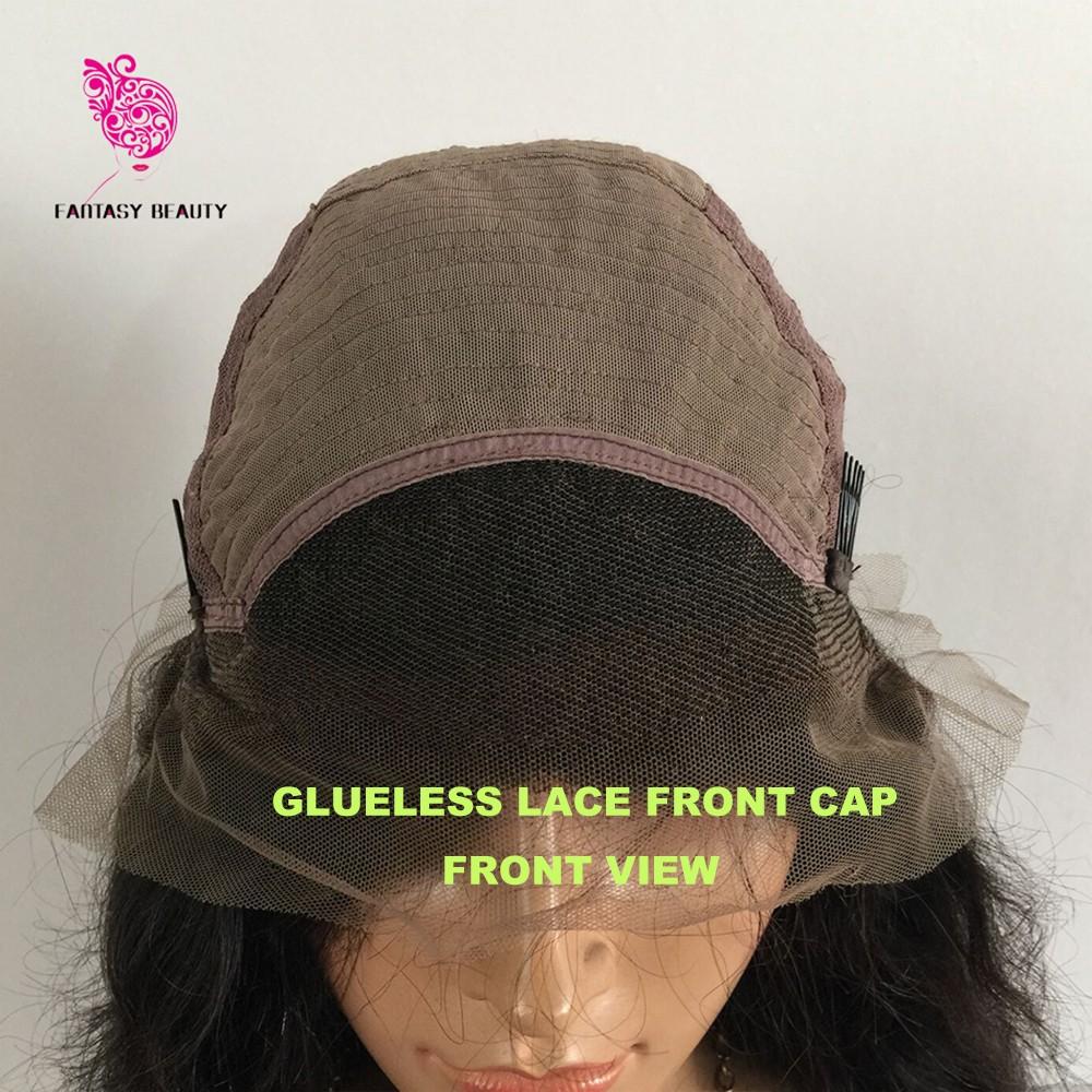 LACE FRONT CAP FRONT VIEW