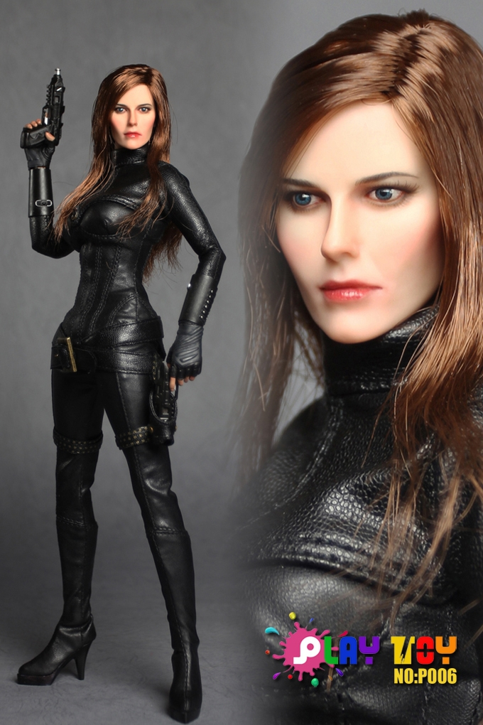 PLAY TOY 1/6 scale doll female agent figure,Action figure doll model toy,finished product, Limited Collector<br><br>Aliexpress