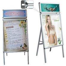 HD002 Creative/Effective marketing tools - Panel billboards advertising MOQ4PCS Free gift PVC film(China (Mainland))