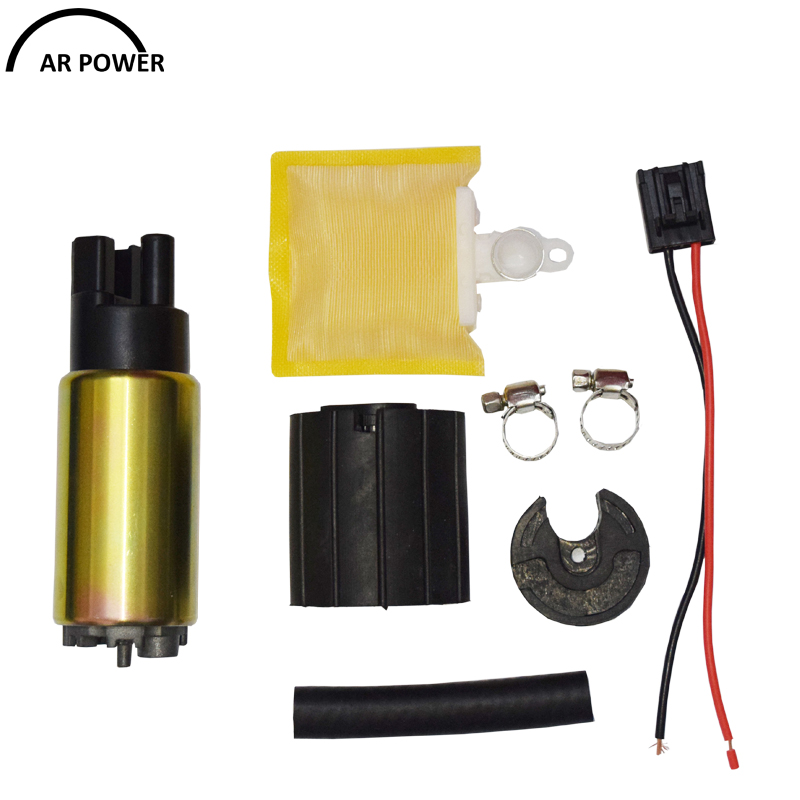 Electric fuel pump for HONDA CIVIC TYPE-R (EP3) K20A 2.0i 2001+ with install kit(China (Mainland))