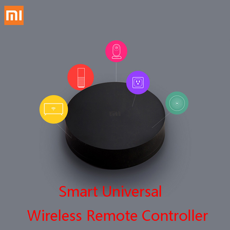 Original Xiaomi Universal Media Control Center 360 Degree Controller A/C TV Set-top boxes Amplifier Projector Fan Camera etc.(China (Mainland))