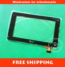 Original 7'inch capacitive multi-touch screen tablet external screen handwriting KURIO C14100 c14150 FPC-FC70S596-02 20140424A(China (Mainland))