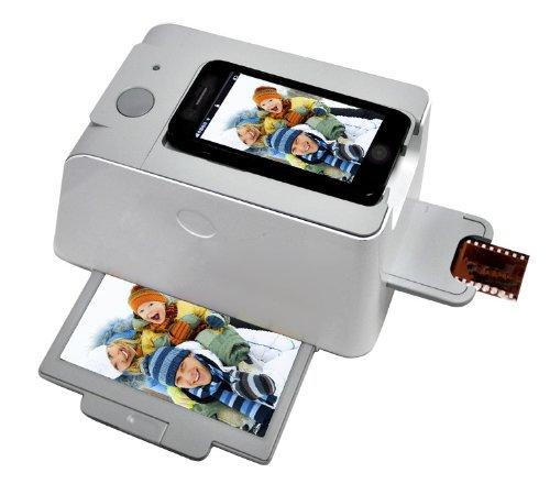 FS-03 Smartphone Scanner ,Photo Scanner , 35mm Negative Film and Slide Scanner, APP,1800 DPI Mobile Scanner Free Shipping(China (Mainland))