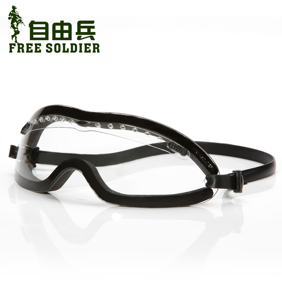 Guardhouses outdoor riding eyewear windproof sand motorcycle goggles cycling glasses free soldier<br><br>Aliexpress