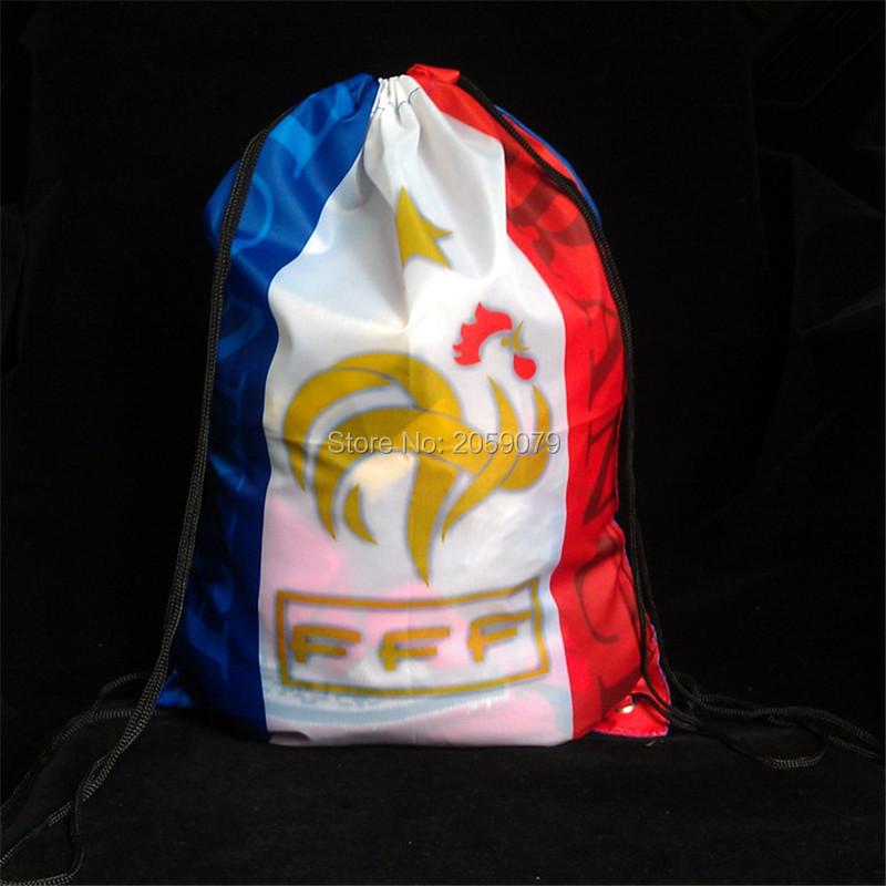 40pcs/lot 22 teams can choose mix New 2016 France soccer bag Scarf / football souvenir teams badge Scarf(China (Mainland))