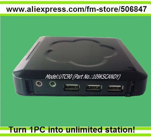 thin client with win CE 6.0 (Citrix client ICA)