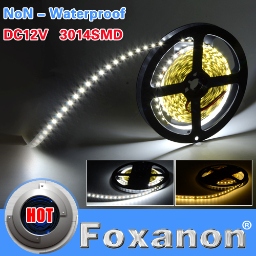 5M 600 Leds Led Strip 5M 3014 SMD Flexible light DC 12V 120Led/M Super Bright Lighting Than 3528 2835 5050 5630 RGB Lamp 5m/roll(China (Mainland))