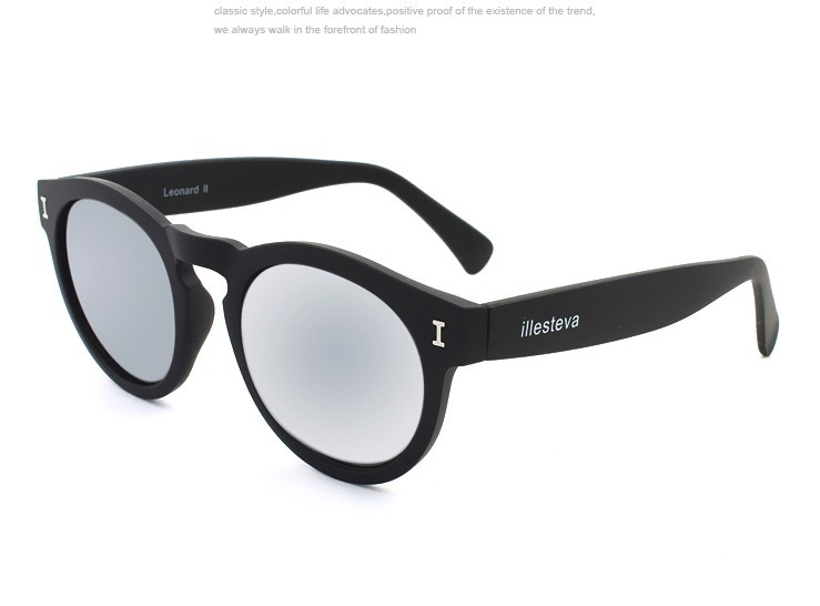 Женские солнцезащитные очки Coating sunglasses 2015 illesteva oculos feminino sunglasses women brand designer
