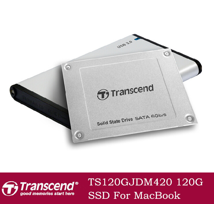 Free Shipping Transcend TS120GJDM420 120G SSD 1.8 Inches SATA3 6Gbps JetDrive 420 Solid State Disk<br><br>Aliexpress