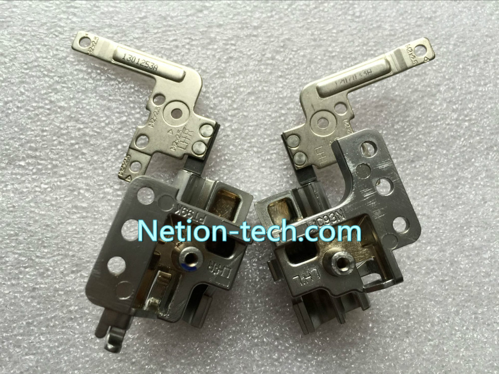 100% Original and NEW laptop LCD/LVDS Left&Right Hinges for Dell Vostro 3460 V3460 Notebook PT99K 1C93N LED Monitor Axis(China (Mainland))