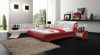 personal luxury soft bed,king soft bed,leather bed
