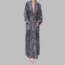 Free Shipping 2016 New Arrival Fashion Home Thermal Long Design laciness Robe With lace Soft Velvet Thick Nightgown Bath Clothes(China (Mainland))