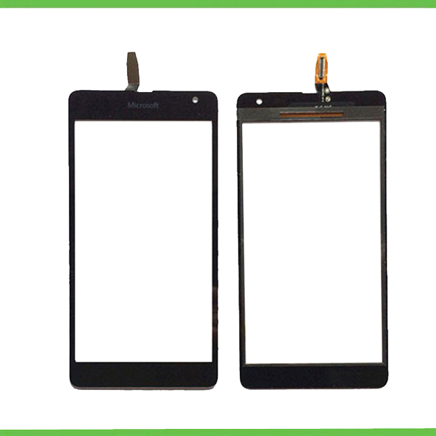 Replacement Parts Genuine Microsoft N535 Lumia 535 Touch screen / Digitizer for nokia free ship with tracking